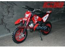 Minicross KXD3, červený