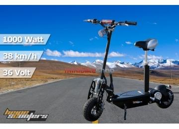 Elektrická motorová kolobežka HS 1000W