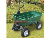 Záhradný vozík sklápacie, 110l