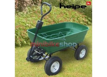 Záhradný vozík sklápacie, 125l
