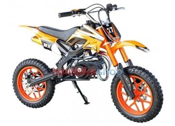 Minicross Big Apollo oranžové