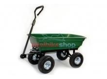 Záhradný ručný vozík, sklápacie
