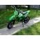 Minicross KXD3, zelený