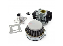 Tuningový karburátor 15mm komplet