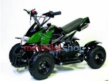 Detská štvorkolka ATV Cobra 2 49ccm zelená + el. štart