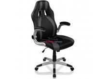 Kancelárska stolička Supersport Stripes II Grey