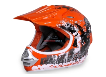 Detská helma Xtreme - Oranžová