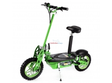 Elektrická kolobežka HeipeScooters DirtKing 1000W zelená