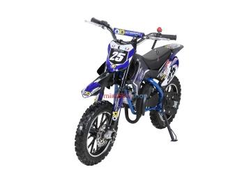 Minicross Gepard 49ccm Sport Edition - modrá