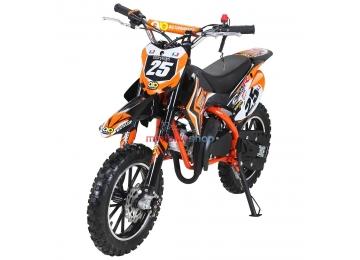 Minicross Gepard 49ccm Sport Edition - oranžová