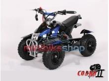 Detská štvorkolka ATV Cobra 2 49ccm modrá + el. štart