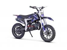 Minicross MiniRocket Motors Jackal 49ccm - Modrá