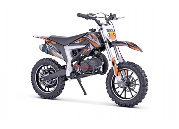 Minicross MiniRocket Motors Jackal 49ccm - Oranžová