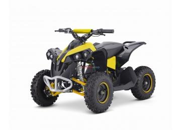 Štvorkolka MiniRocket MiniGade 1000W, žltá