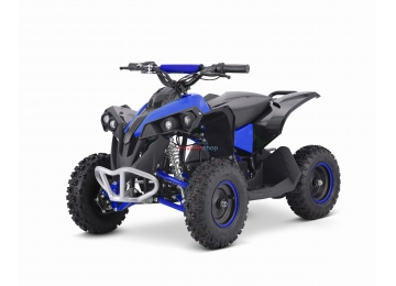 Štvorkolka MiniRocket MiniGade 1000W, modrá