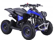 Štvorkolka MiniRocket MiniGade 49cc, modrá