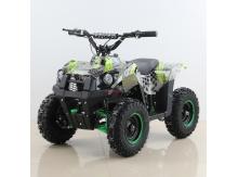 Detská elektrická štvorkolka Tiger 1000W Racing Green