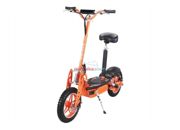Elektrická kolobežka HeipeScooters DirtKing 1000W, oranžová