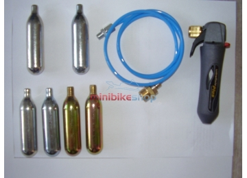 NOS systém pre minibike
