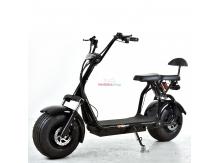 HeipeScooters City Chopper 2000W 60V čierna