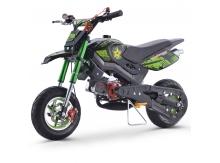 MiniRocket Minimotard 49cc, zelený