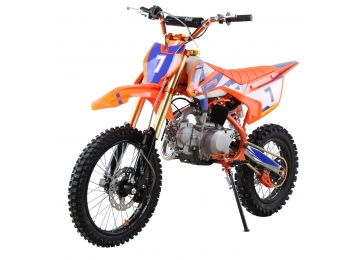 Pitbike MiniRocket KTX125 17/14