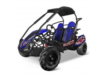 Buggy MiniRocket GT80 Blazer 200ccm, modrá