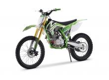 Pitbike MiniRocket PitRock 250ccm 21x18 zelená