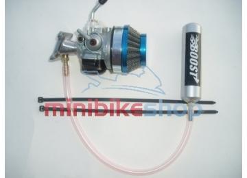 Turbo Boost systém pre 15mm