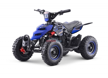 Elektrická štvorkolka Repti Deluxe 1000W - Modrá