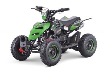 MiniRocket Repti 49cc E-start DO, zelená