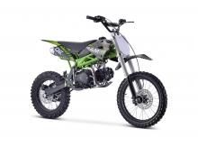 Pitbike SKY 17/14, 125ccm - Zelený