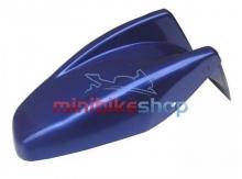 Zadný blatník na minibike, modrý