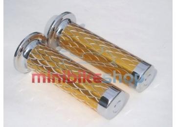 Kovové rukoväte  - Zlatá