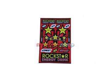 Polepy Rockstar Energy