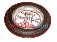 """Kompletné zadné koleso na minicross 8"""""""