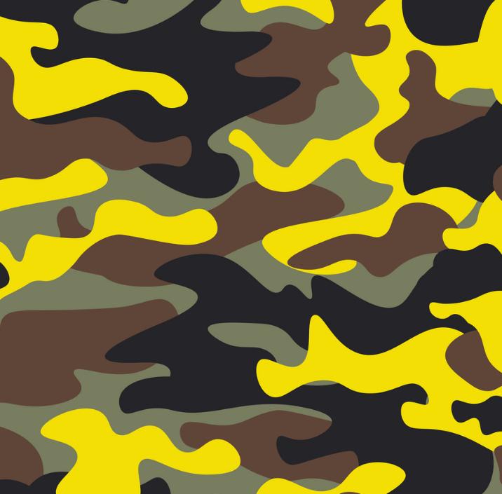 Maskáč (žltá)